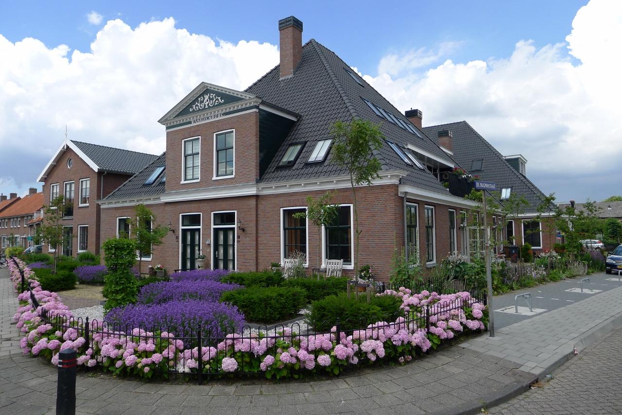 De tuin van Waardenburg Uitgeest